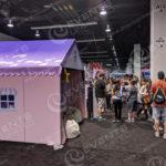 custom tradeshow booth