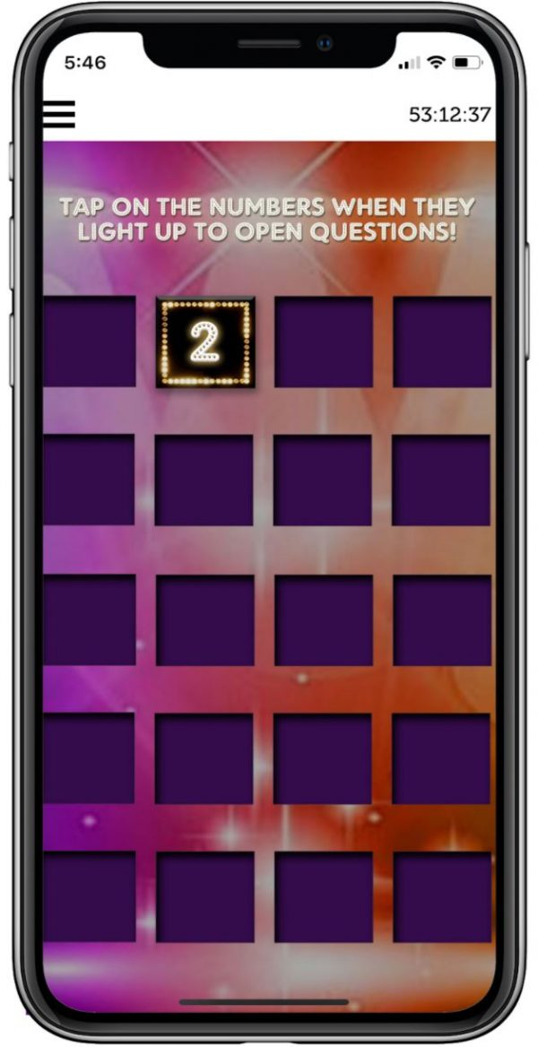 virtual remote trivia game